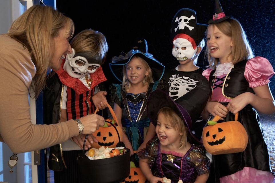 Du lịch Mỹ - Lễ hội hóa trang (hallowen)