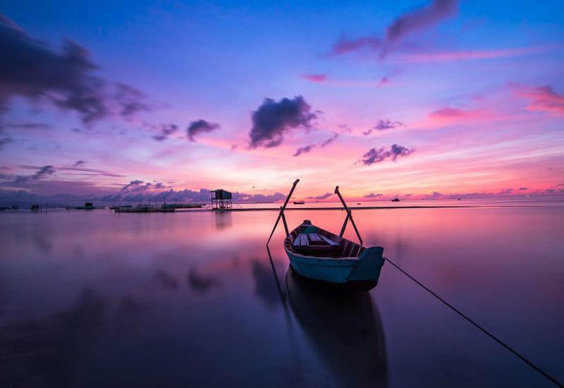 Đừng quên trải nghiệm ngắm bình minh và hoàng hôn bên làng chài Hàm Ninh Phú Quốc