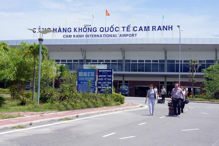 cảng hàng không Nha Trang