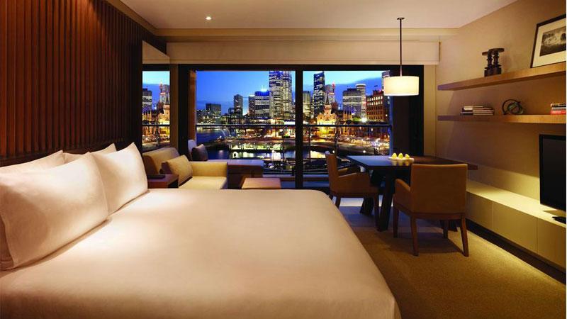 Hệ thống khách sạn Úc phát triển đa dạng và phong phú