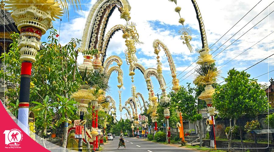 Du lịch Tết âm lịch 2019 Indonesia - Bali - Đền Tanah Lot từ Sài Gòn giá tốt