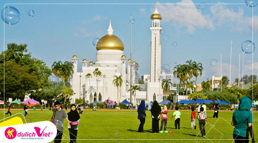Du lịch Châu Á - Brunei - Nhật Bản dịp Hè từ Sài Gòn giá tốt