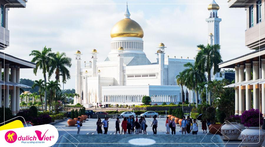 Du lịch Brunei mùa Thu - Bandar Seri Begawan từ Sài Gòn giá tốt