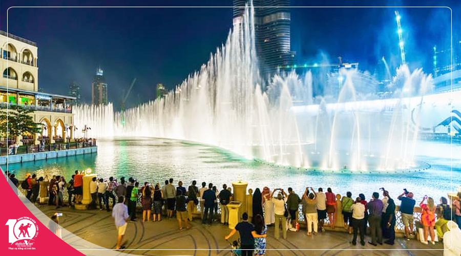 Du lịch Tết âm lịch 2019 - Tour Dubai tham quan vườn hoa Miracle Garden từ Sài Gòn giá tốt