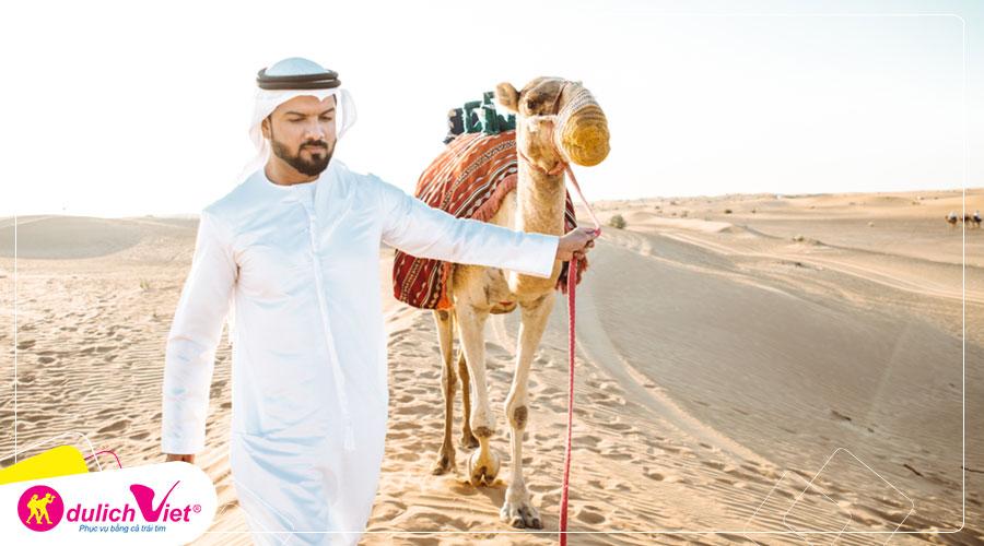 Du lịch Châu Á - Brunei - Dubai - Abu Dhabi từ Sài Gòn 2019