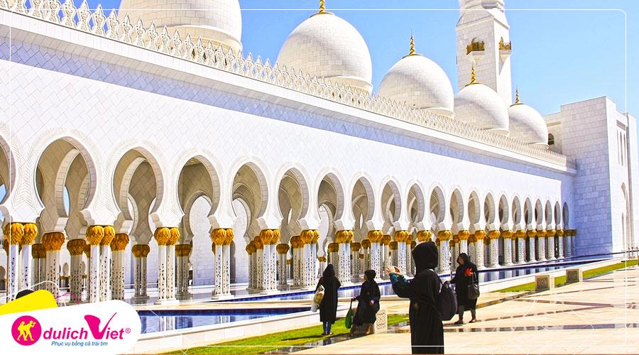 Du lịch Brunei - Du lịch Dubai - Abu Dhabi mùa Thu từ Sài Gòn giá tốt