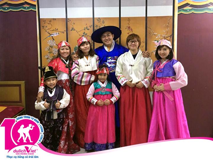 Du lịch Hàn Quốc Seoul - Jeju - Nami - Everland từ Sài Gòn giá tốt 2018