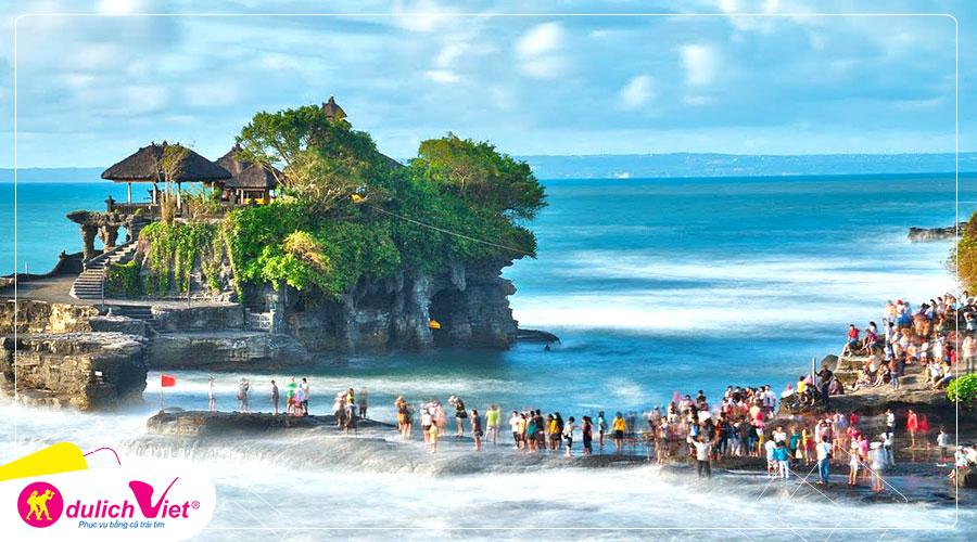 Du lịch Indonesia - Du lịch Bali - Đền Tanah Lot mùa Thu từ Sài Gòn giá tốt