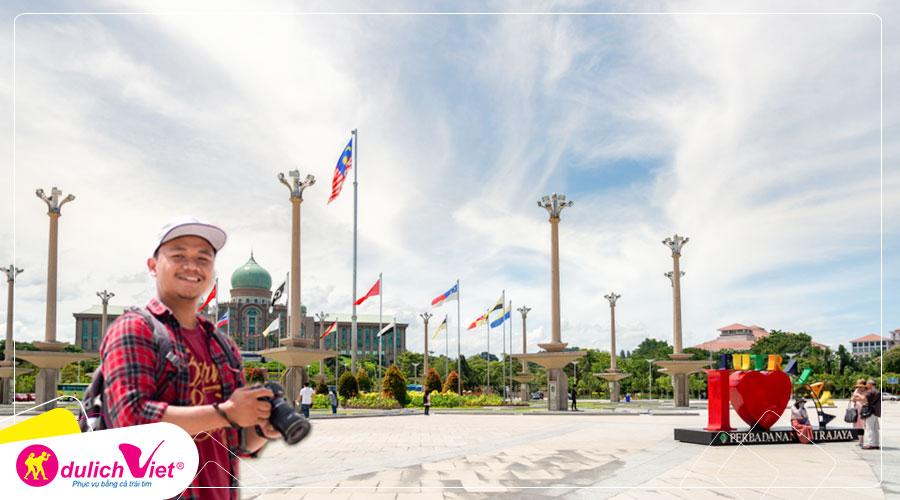 Du lịch Malaysia khám phá Kuala lumpur - Genting mùa Thu từ Sài Gòn giá tốt 2019