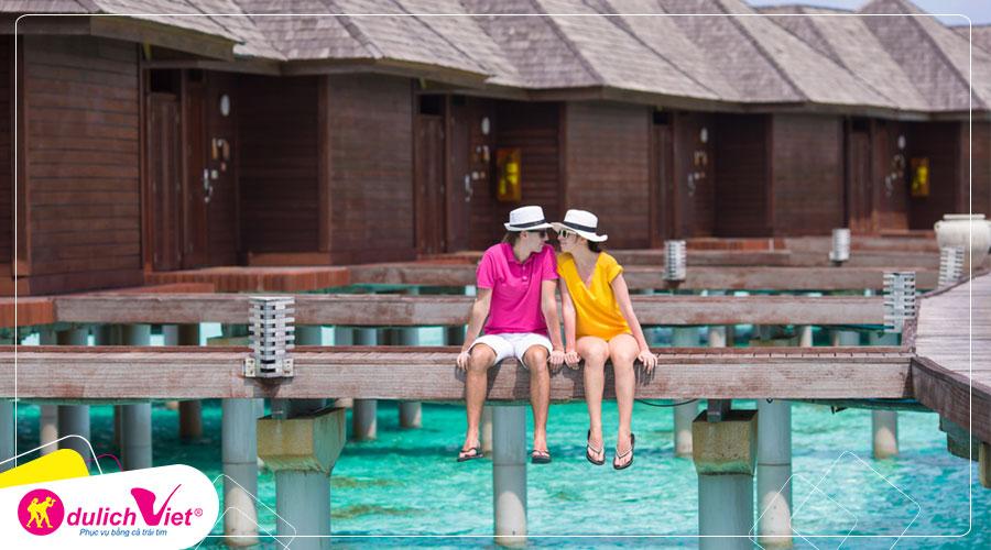 Du lịch Maldives mùa Thu - Thiên đường ngay trong lòng hạ giới từ Sài Gòn