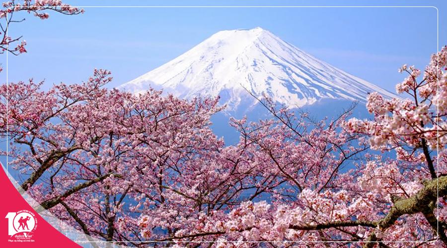 Tour du lịch Nhật Bản Nagoya - Kawaguchico - Fuji - Tokyo  mùa Đông từ Sài Gòn 2018