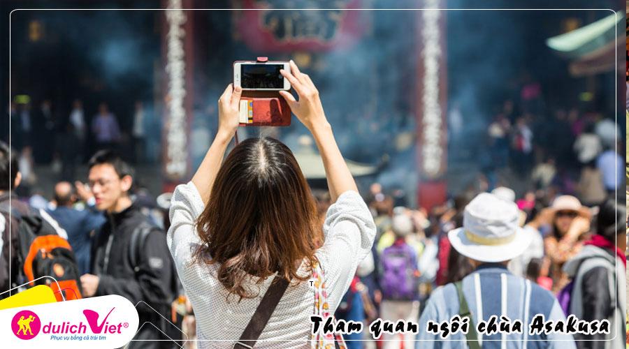 Du lịch Tết Canh Tý - Tour Nhật Bản Tokyo - Núi Phú Sĩ - Kyoto - Kobe từ Sài Gòn