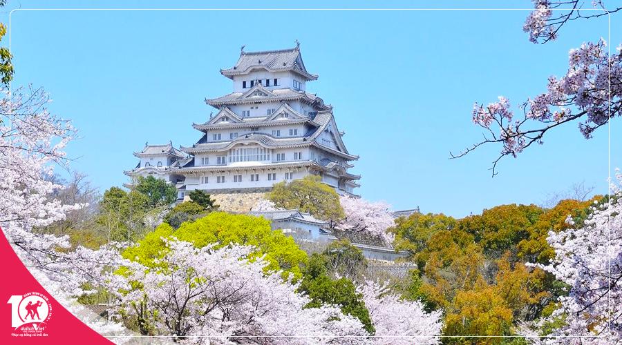 Du lịch Nhật Bản mùa Xuân ngắm hoa anh đào từ Sài Gòn giá tốt 2019