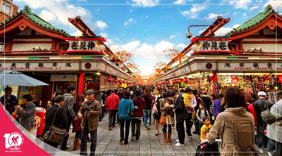 Du lịch Tết âm lịch 2019 Nhật Bản thưởng thức món bò Kobe từ Sài Gòn