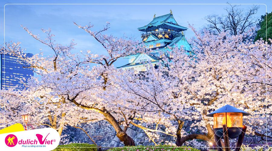 Du lịch Tết Nguyên Đán 2020 Tour Nhật Bản Tokyo - Hakone - Fuji - Odaiba từ Sài Gòn