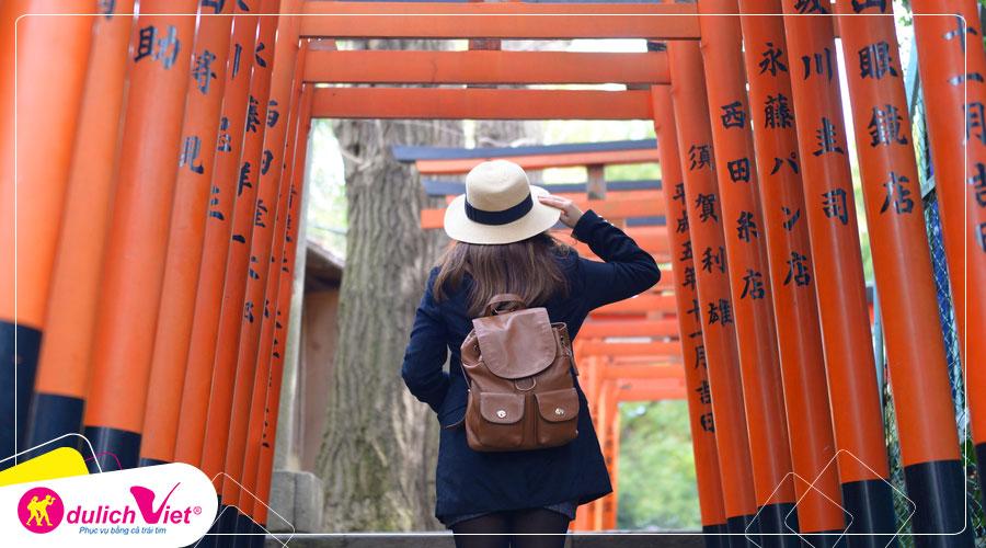 Du lịch Tết Âm lịch 2020 Tour Brunei - Nhật Bản từ Sài Gòn giá tốt