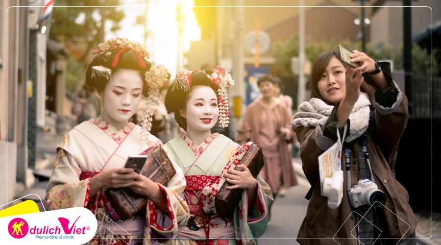 Du lịch Tết Âm lịch 2020 Tour Nhật Bản Tokyo - Hakone - Fuji - Odaiba từ Sài Gòn