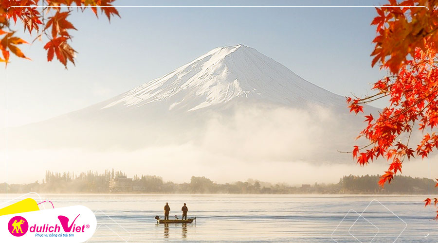 Du lịch Nhật Bản mùa Thu Tokyo - Ibraki - Hakone - Fuji - Odaiba từ Sài Gòn