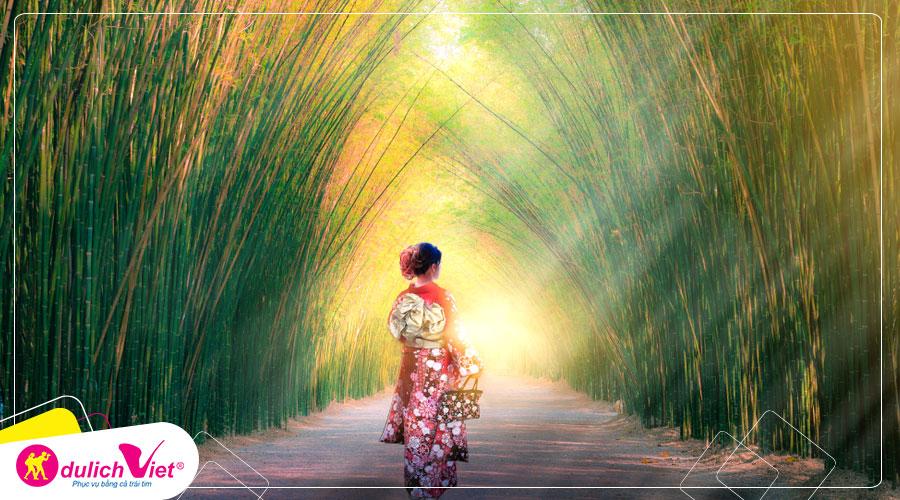 Du lịch Nhật Bản mùa Hè 2019 - Osaka - Kobe - Kyoto - Kansai từ Sài Gòn