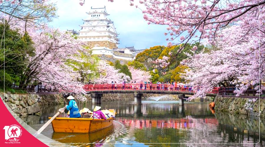 Du lịch Nhật Bản mùa Xuân - Tokyo - Hakone - Fuji - Odaiba từ TPHCM giá tốt 2019