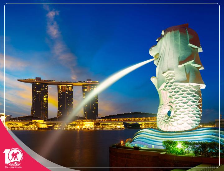 Du lịch Malaysia - Singapore mùa Thu từ Sài Gòn giá tốt 2018