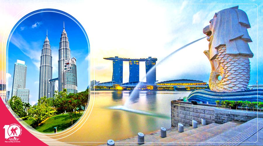 Du lịch Châu Á - Tour du lịch Singapore - Malaysia mùa Thu từ TPHCM giá tốt