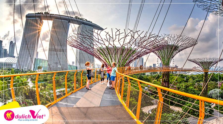 Du lịch Singapore - Malaysia 6 ngày khởi hành từ Sài Gòn giá tốt 2020
