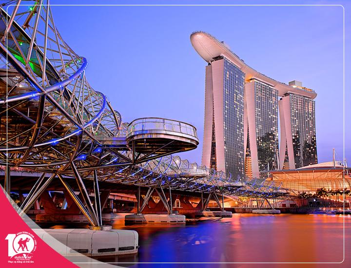 Tour Du lịch Singapore 3 ngày từ Sài Gòn giá tốt 2018