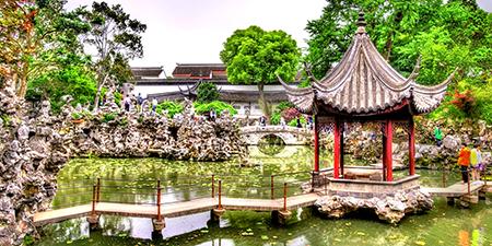 Du lịch Trung Quốc 6 ngày 5 đêm dịp hè 2018 giá tốt từ Sài Gòn