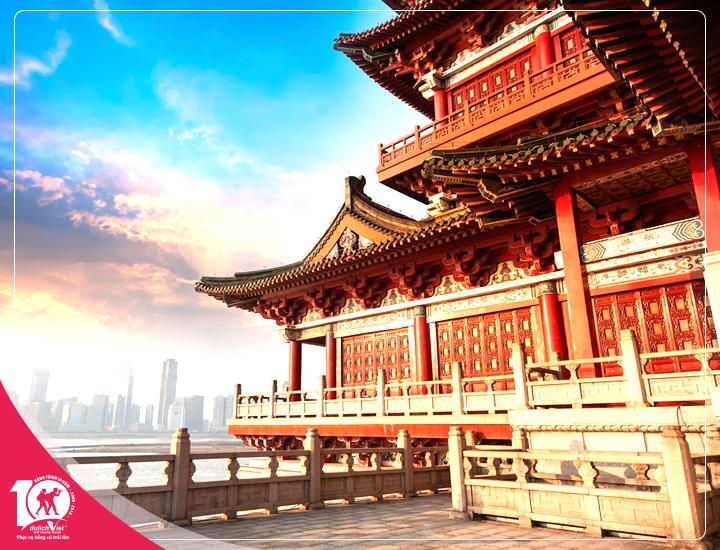 Du lich Trung Quốc Bắc Kinh - Vạn Lý Trường Thành từ Sài Gòn giá tốt 2018