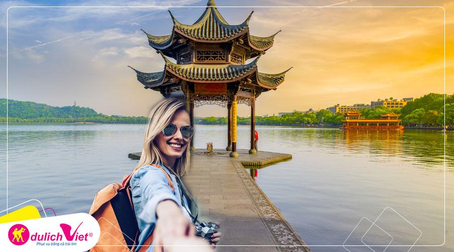 Du lịch Trung Quốc mùa Thu - Thượng Hải - Hàng Châu - Hoành Điếm giá tốt