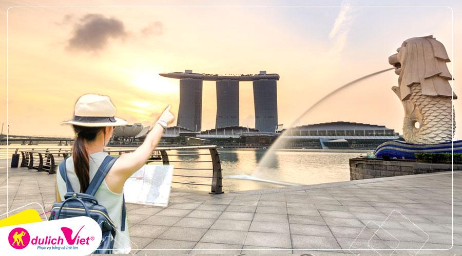 Du lịch Châu Á - Du lịch Singapore - Dubai - Abu Dhabi mùa Thu từ Sài Gòn