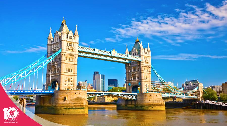 Du lịch Vương Quốc Anh khởi hành từ Sài Gòn giá tốt 2019