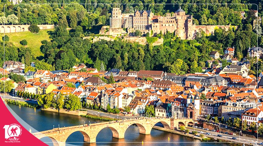 Du lịch Châu Âu - Pháp - Monaco - Ý - Thụy Sĩ - Đức mùa Thu từ Sài Gòn giá tốt