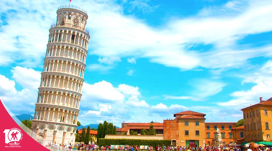 Du lịch Châu Âu - Pháp - Thụy Sĩ - Ý - Vatican - Monaco mùa Thu từ Sài Gòn giá tốt