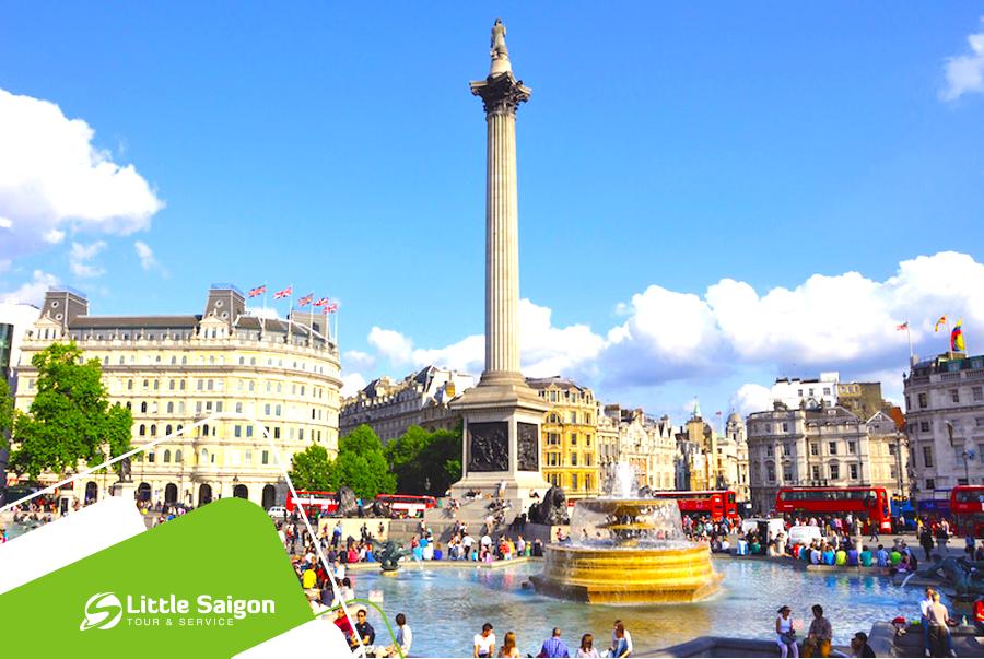 Chương trình du lịch Châu Âu - Tự Do Khám Phá Paris từ Sài Gòn giá tốt
