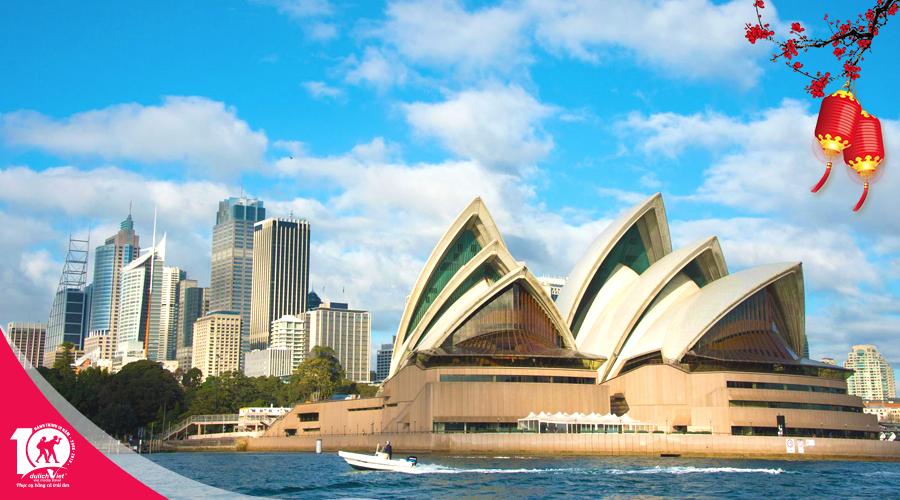 Du lịch tết âm lịch 2019 - Tour Sydney - Canberra - Melbourne từ Sài Gòn