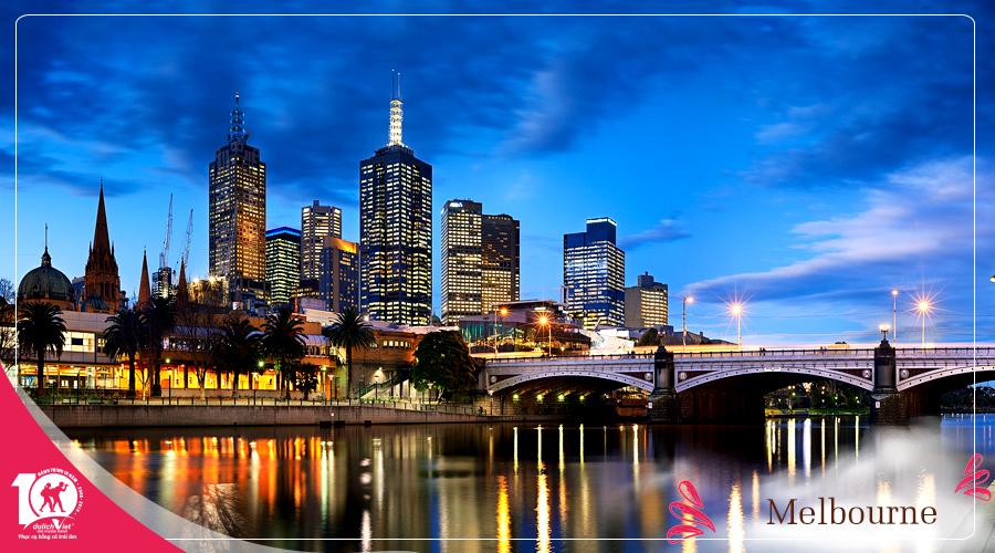 Du lịch Úc - Melbourne - Ballarat - Hái Trái Cây - Sydney - Jervis Bay - Ngắm Cá Heo từ Sài Gòn