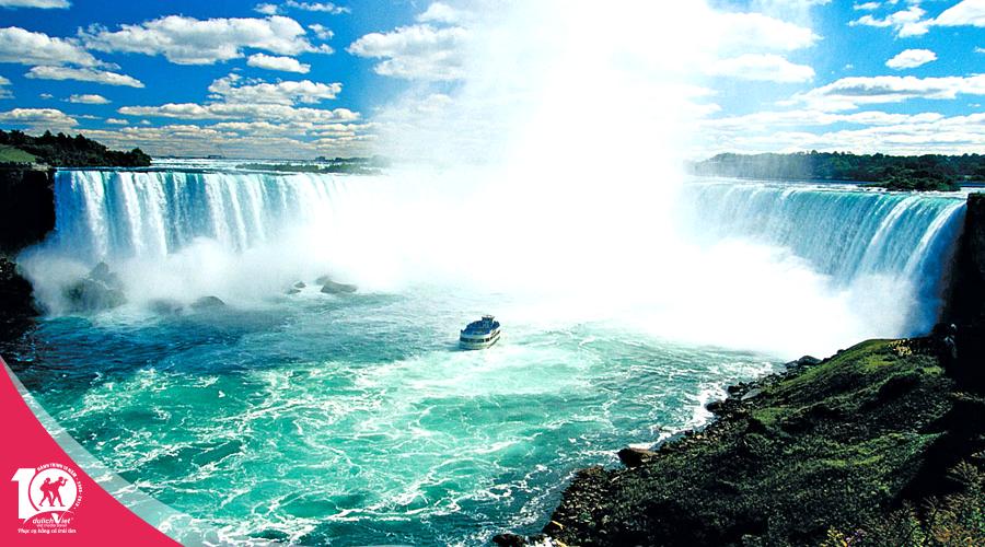 Du lịch Canada - Toronto - Niagara Falls 9 ngày từ Sài Gòn giá tốt