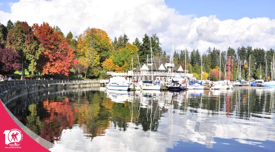 Du lịch Canada - Vancouver - Victoria Island khởi hành từ Sài Gòn giá tốt