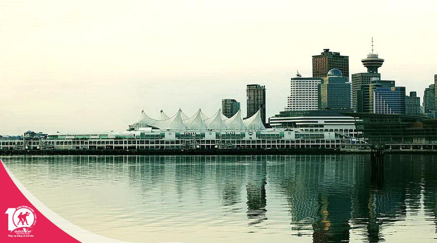 Du lịch Canada - Toronto - Niagara Falls từ Sài Gòn giá tốt