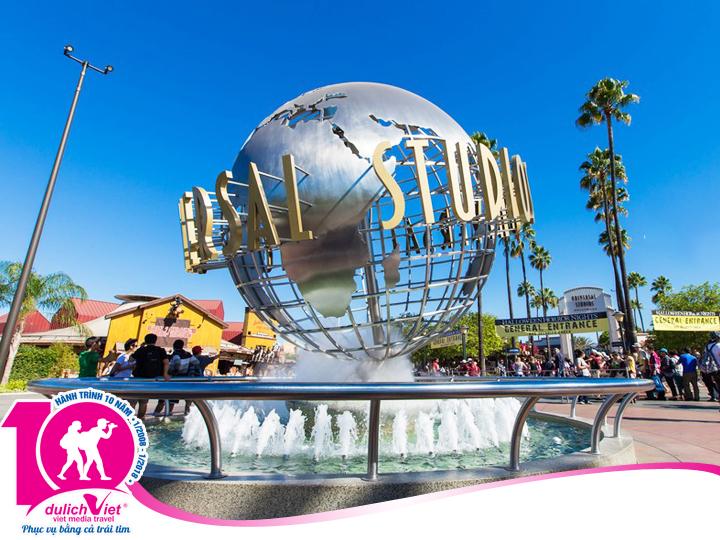 Tour du lịch hè Hoa Kỳ Los Angeles - Las Vegas khởi hành từ Sài Gòn 2019