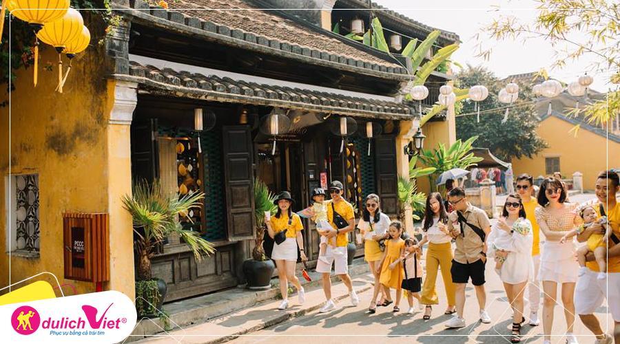 Tour du lịch Miền Trung - Đà Nẵng - Hội An dịp lễ 2/9 giá tốt từ Hà Nội 2019