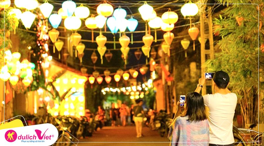 Du lịch Đà Nẵng - Hội An - Bà Nà 3 ngày khởi hành từ Hà Nội giá tốt