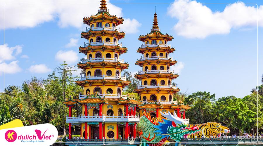 Tour du lịch Đài Loan dịp lễ 2/9 - Đài Bắc - Đài Trung - Cao Hùng từ Hà Nội giá tốt