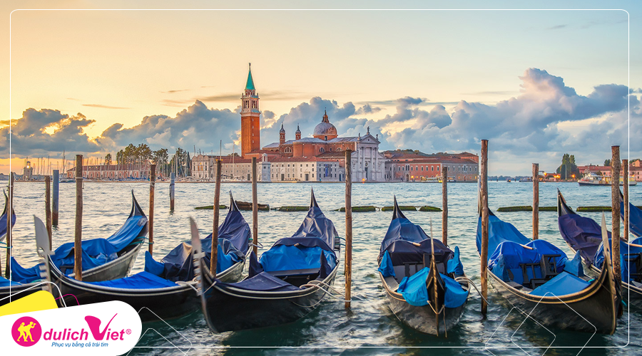 Du lịch Châu Âu - Đức - Pháp - Thụy Sĩ - Ý - Vatican mùa Thu từ Hà Nội giá tốt