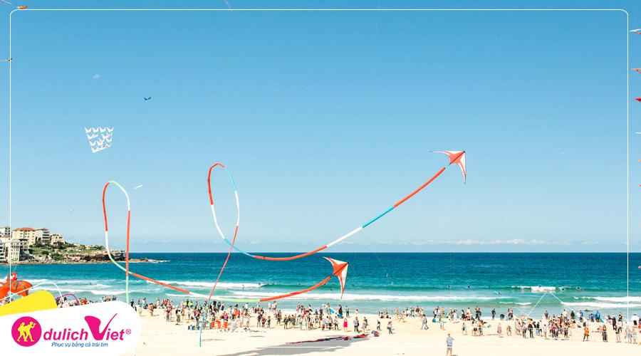 Du lịch mùa Xuân Úc - Sydney - Canberra khởi hành từ Hà Nội giá tốt
