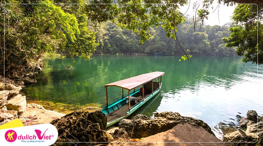 Du lịch Hồ Ba Bể - Cao Bằng Tết Dương Lịch 3 ngày giá tốt từ Hà Nội