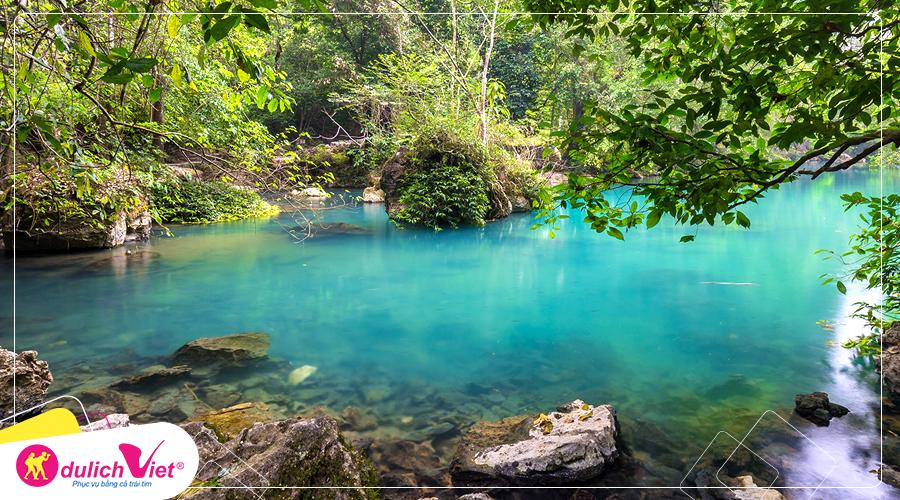 Du lịch Hồ Ba Bể - Thác Bản Giốc 3 ngày giá tốt từ Hà Nội