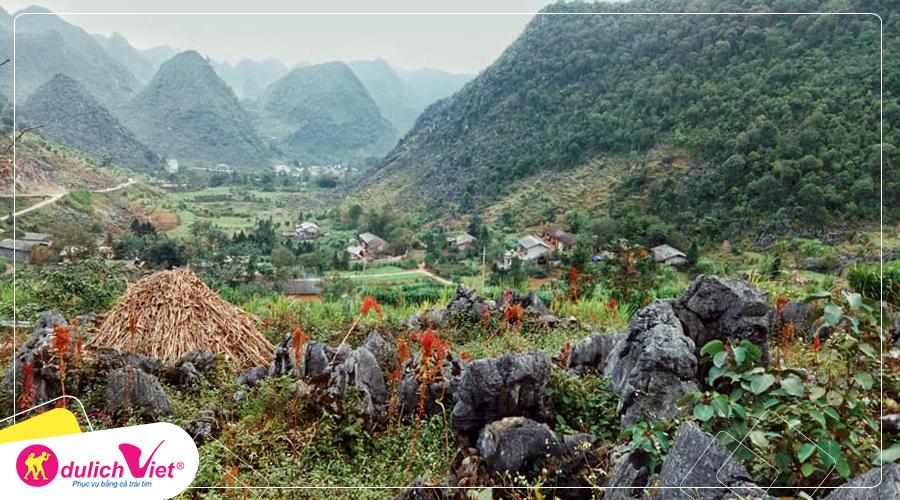 Du lịch Hà Giang - Đồng Văn - Lũng Cú 3N/2D giá tốt từ Hà Nội